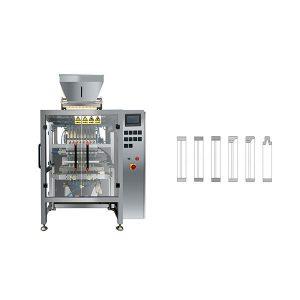 8 линија мулти линија кесички стап шеќер пакување машина