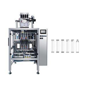 автоматска повеќе лента кесичката стап во прав пакување машина