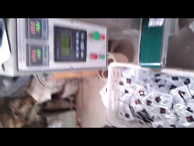 Автоматско VFFS органски спирулина Фикоцианински прашок за пакување машина