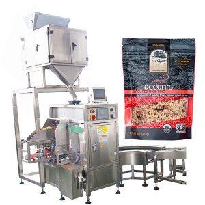 торба за прашок за кафе дадената машина за пакување
