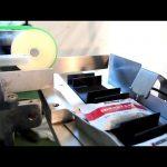 Целосно автоматска кутија за пакување пакување линија кесичка картонска машина цена
