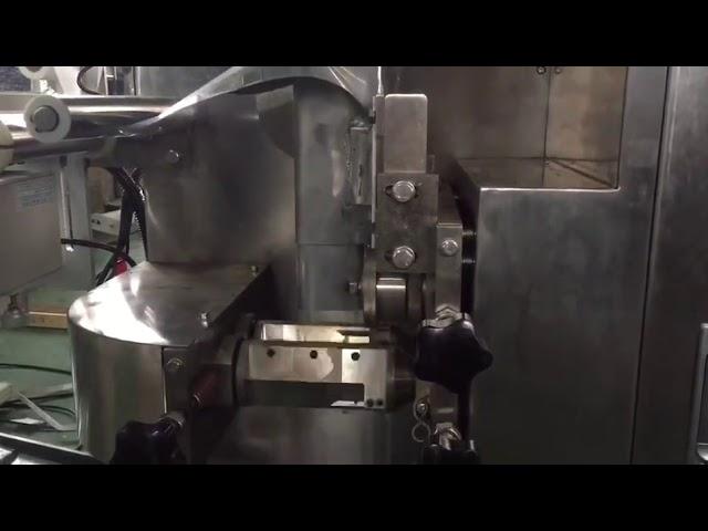 Висококвалитетна економична топла продажба Внатрешна и надворешна чај торба пакување машина