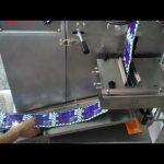 Топла продажба вертикална форма пополни печат жито пакување машина