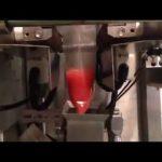 Професионална индустрија вертикална детергент пуканки пакување машина