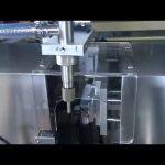 мека цевка или пластична цевка полу-автоматско полнење и запечатување машина